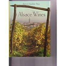 Alsace Wines & Spirits by Pamela Vandyke Price (1984-10-02)