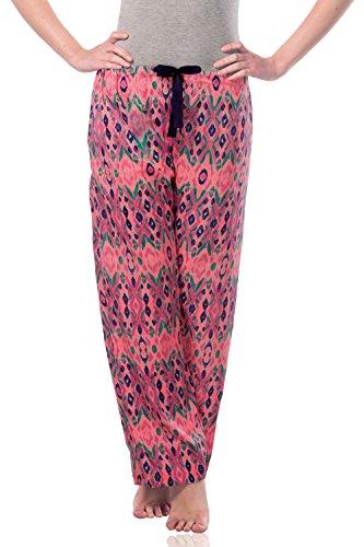 Miss Chase Women's Crepe Nightwear Pyjama