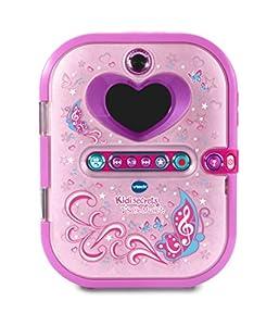 VTech KidiSecrets Selfie Music QWERTY Roze - Electrónica para niños (Rosa, De plástico, CE, 6 año(s), Niño/niña, 12 año(s))