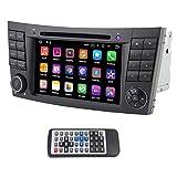 qsicisl doble DIN Android 7.1para Benz W2117Inch En Dash HD pantalla táctil coche reprodu...