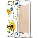 EGGPRO Coque iPhone 6S, Coque iPhone 6, Clarté Transparent Souple Doux TPU Silicone...
