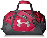 Under Armour Undeniable, Duffle 3.0 Bag Unisex, Tropic Pink, Small