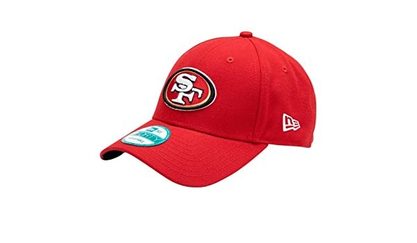 d88bfba0064 New Era NFL SAN FRANCISCO 49ers The League 9FORTY Game Cap  Amazon.co.uk   Sports   Outdoors