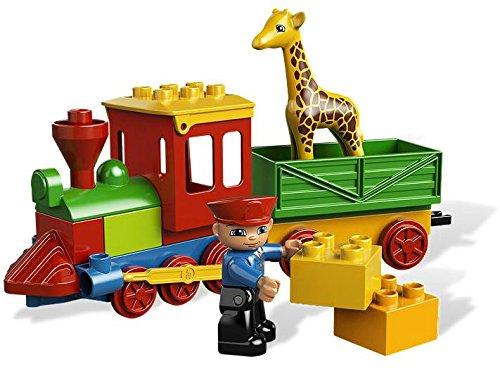 Preisvergleich Produktbild Lego Duplo Eisenbahn 6144 - Mein erster Schiebezug