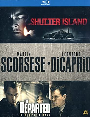 Shutter Island + The Departed - Il bene e il male [Blu-ray] [IT Import]
