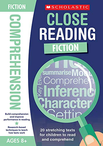 Fiction Ages 8+ (Close Reading)