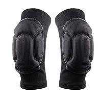 AHGAHG 2PCS Knee Pads Construction Professional Work Safety Gel Pair Leg Protectors
