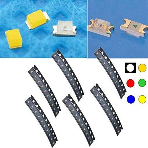 Amazon.es - 10 pcs 1206 Colorful SMD SMT LED Light