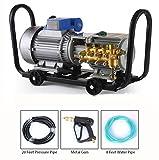 #7: Neptune® Electric High Pressure 1300 Watt Car Washer / Bike Washer (Speed: 2800 RPM) (Output: 10-13 Ltr/min) (Working Pressure: 0-60 Bar/6 MPA) With 20 Feet High-Pressure Pipe & Metal Pistols Gun