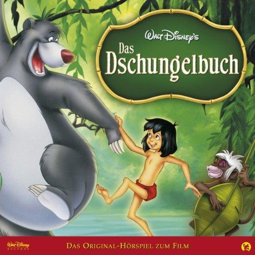 Preisvergleich Produktbild Das Dschungelbuch: Das Original-Hörspiel zum Film