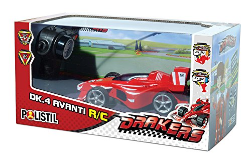 Mac Due Italy- Rc Auto 1:20 Buggy The Drakers 953286, Multicolore, 873185