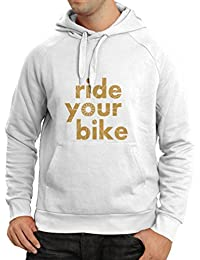 N4191H sudadera con capucha Ride your Bike