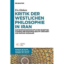 Kritik der westlichen Philosophie in Iran