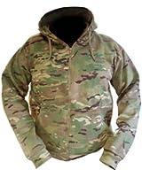Mens Hooded Full Zip Top UTP Hoodie Military Combat Army UTP Camo Fleece Jacket Sweat Shirt Hooded Top New