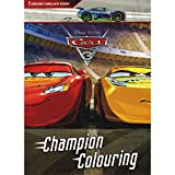 Disney Pixar Cars 3 Champion Colouring: 2 Collectable Trading Cards Included (Colouring Book)