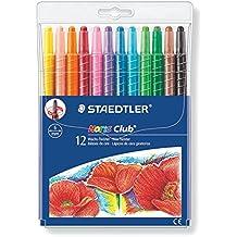 STAEDTLER 221 NWP12 - Pack de 12 ceras