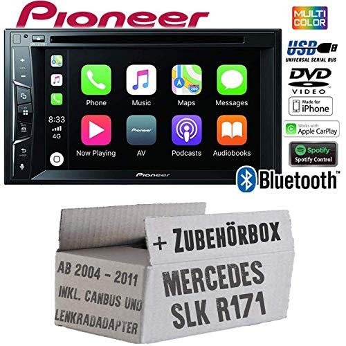 Autoradio Radio Pioneer AVH-Z2200BT - Bluetooth | Apple gebraucht kaufen  Wird an jeden Ort in Deutschland