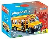 #10: PLAYMOBIL School Bus Vehicle Playset