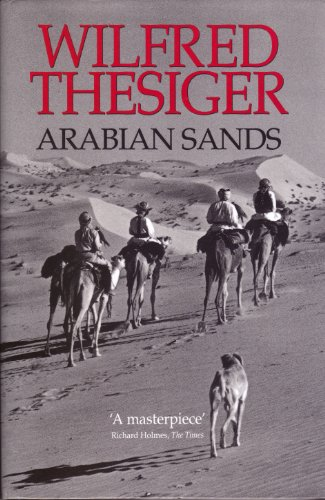 Book cover for Arabian Sands