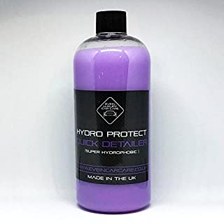 EVEIN Hydro Protect Quick Detailer (Super Hydrophobic) Restore Car Paint Shine Ultimate Car Wax Spray On Wipe off - Available in 500ml, 1L, 5L (500ml)