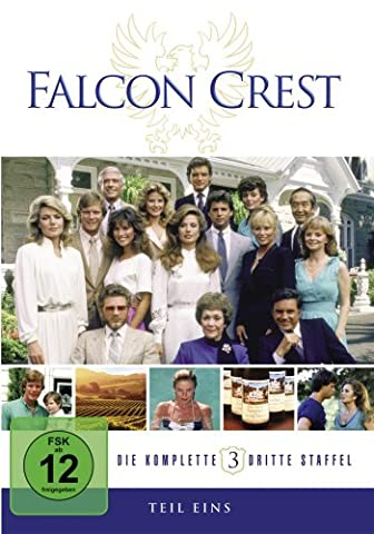 Falcon Crest . Die komplette 3. Staffel Part 1[NON-US FORMAT, PAL] [4 DVDs]
