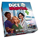 Alley Cats Games ALDICEHOS01 Dice Hospital, Mixed Colours