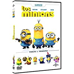 Los Minions [DVD]