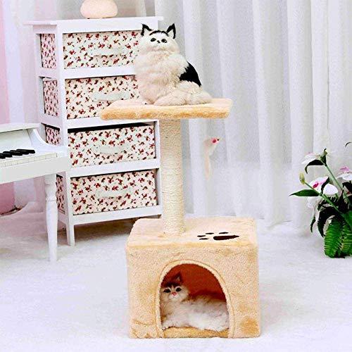 Fushenr Tabla de rascar para Gatos