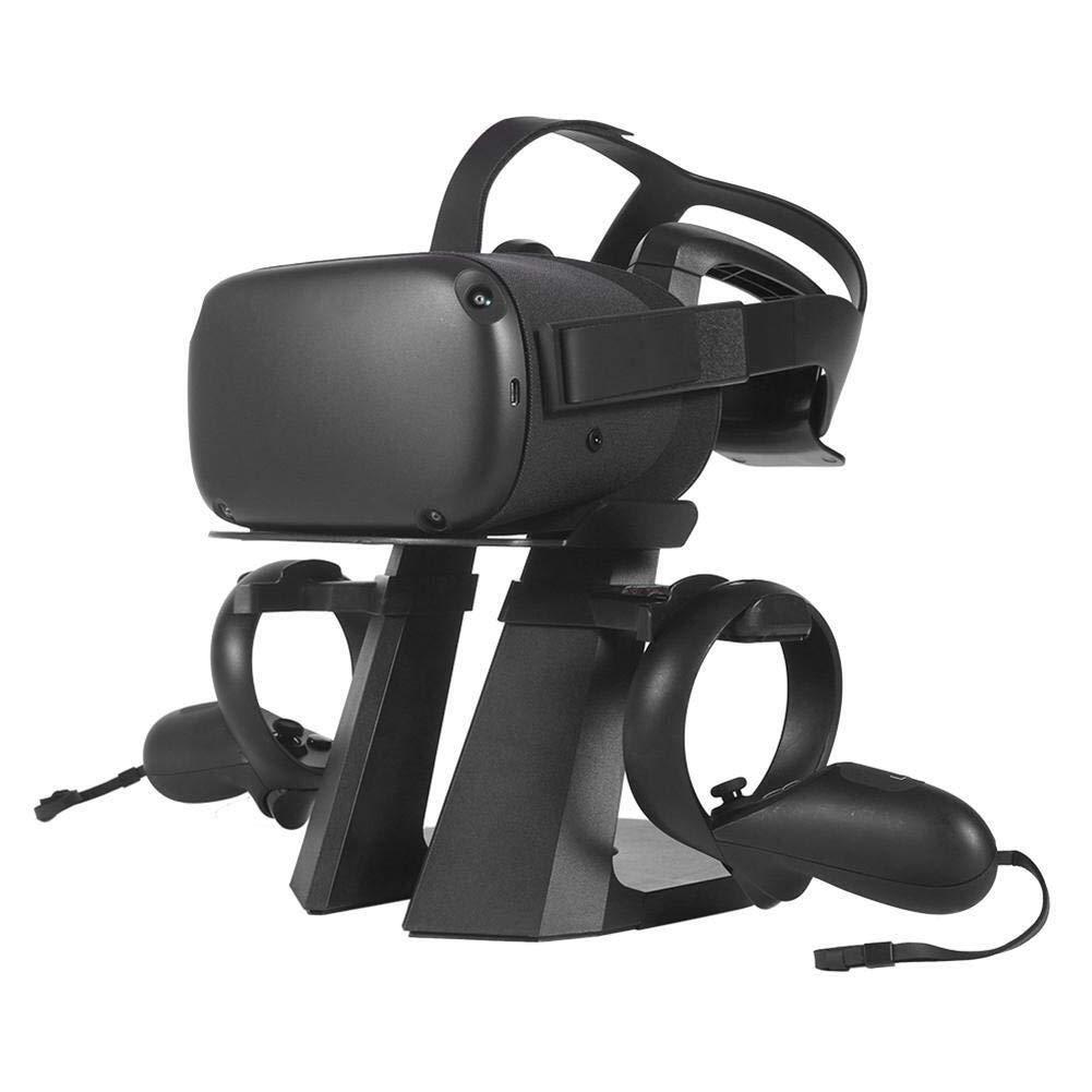 Efanty Support de téléphone de Voiture Support d'affichage for Casque VR Stand Compatible for HTC VIVE/Support VR et Support VR/PSVR/Quest Support de Support VR et Organiseur