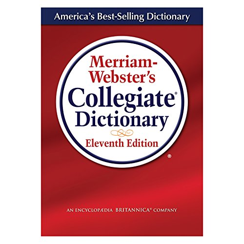 Franklin Electronic Publishers: 11th Collegiate Dictionary (Merriam-Webster's Collegiate Dictionary (Laminated))