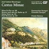 Rheinberger: Cantus Missae -