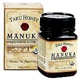 Taku Honey Miel de Manuka UMF 15+ UMF (MGO 514+) - 250g