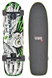 JUCKER HAWAII Skateboard / Cruiser SKOWL komplett