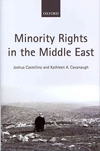 [(Minority Rights in the Middle East)] [By (author) Joshua Castellino ] published on (June, 2013)