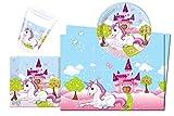 PROCOS 10115983–Party Set Unicornio, S
