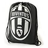Gift Ideas - Official Juventus FC Gym Bag - A Great Present For Football Fans