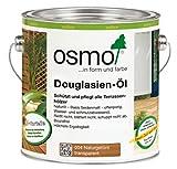 OSMO Douglasien-Öl 004 Naturgetönt seidenmatt 2,5L