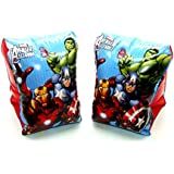 Children's Marvel Avengers Assemble Swimming Armbands - Age 3 to 6 18 to 30KG