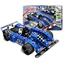 Meccano 886353 - Turbo Evolution Blue