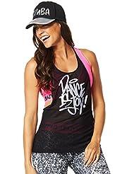 Zumba Fitness Dance Is Mesh - Camiseta sin mangas para mujer