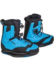 Ronix Kinetik Project - Botas de wakeboard para hombre, color azul, talla 43