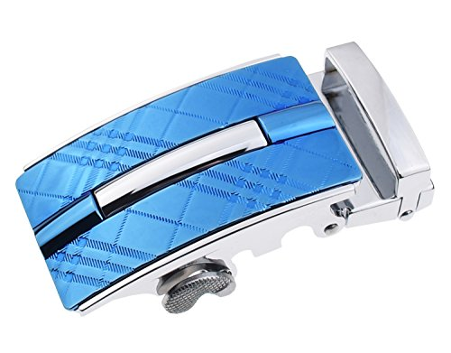 QISHI YUHUA PD Mens New Fashion Top Quality Leather Belt Buckles 3.6cm Width Test