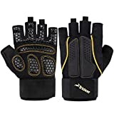 Trideer Weight Lifting Gloves Gym Exercise...