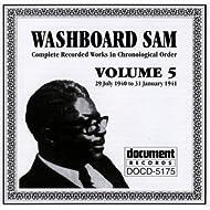 Washboard Sam Vol. 5 1940-1941