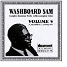 Washboard Sam Vol. 5 1940-1941