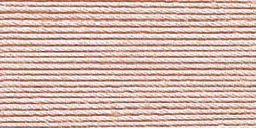 Knit-Cro-Sheen Crochet Cotton: Peach by Coats & Clark Inc. - Coats & Clark Knit Cro