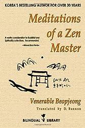 Meditations of a Zen Master: English-Korean Parallel Text Edition