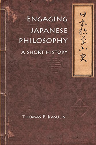 Engaging Japanese Philosophy: A Short History (Nanzan Library of Asian Religion and Culture) por Thomas P. Kasulis