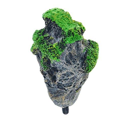Aquarium Schwimmfähig Felsen Unterwasser Avatar Anzeigen Dekor Kunstharz Schwimmende Stein Aqua Ornamente