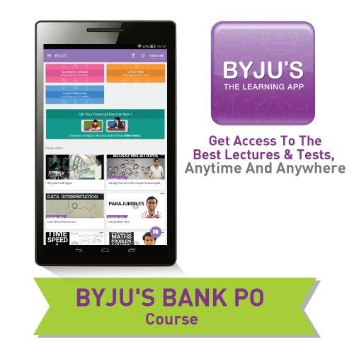 Byju's Bank PO Preparation - 3 Months (Voucher)